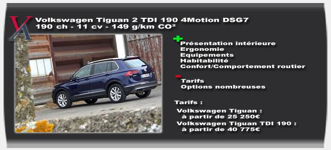 essai Volkswagen Tiguan 2