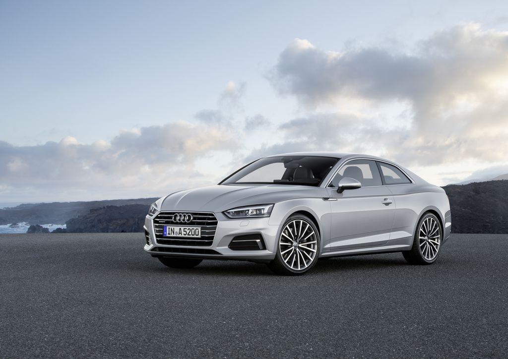 Lire l'article «Nouvelles Audi A5 2016 et S5 2016, la suite du Prologue»