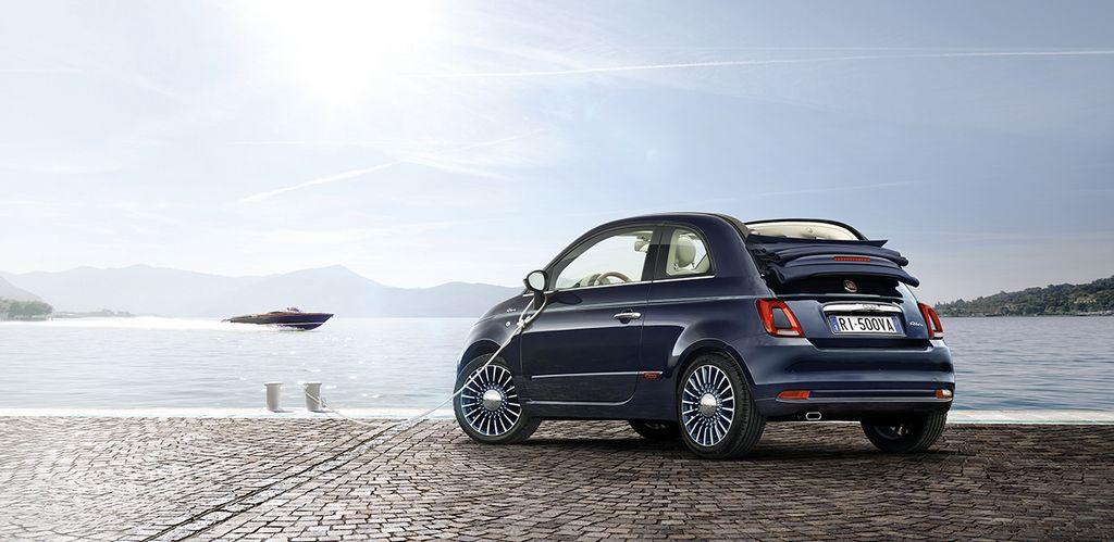 Lire l'article «Série spéciale Fiat 500 Riva, « Le plus petit yacht du monde »»