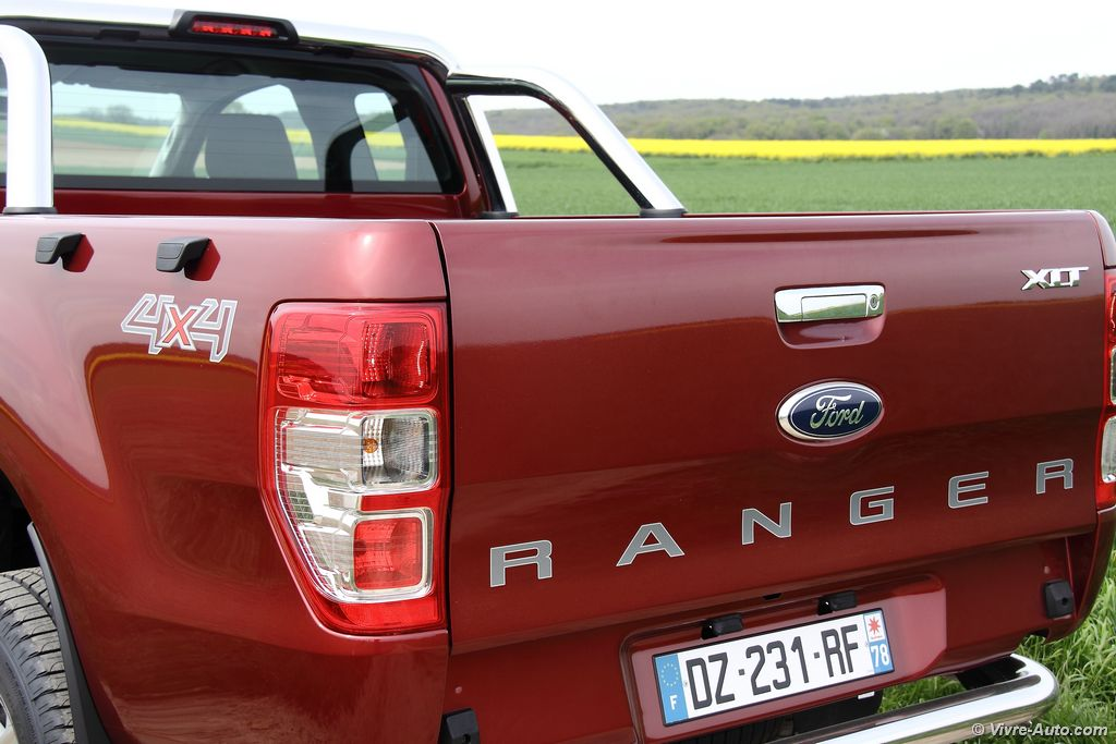 Lire l'article « Essai Ford Ranger 2016 Super Cab TDCi 160 »
