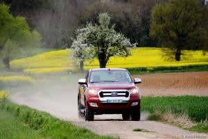 essai Ford Ranger 2016 Super Cab