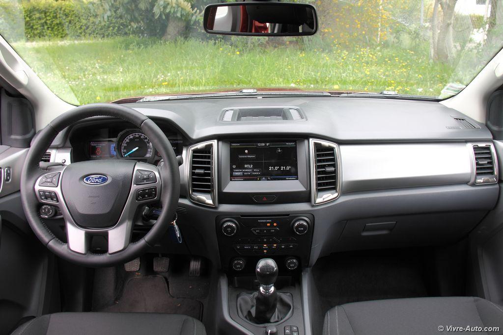 essai ford ranger 2016 super cab tdci 160. Black Bedroom Furniture Sets. Home Design Ideas
