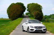 Essai Mercedes Classe C Coupé 220 d, le petit frère du S Coupé