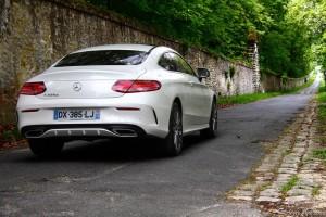 essai Mercedes Classe C Coupe