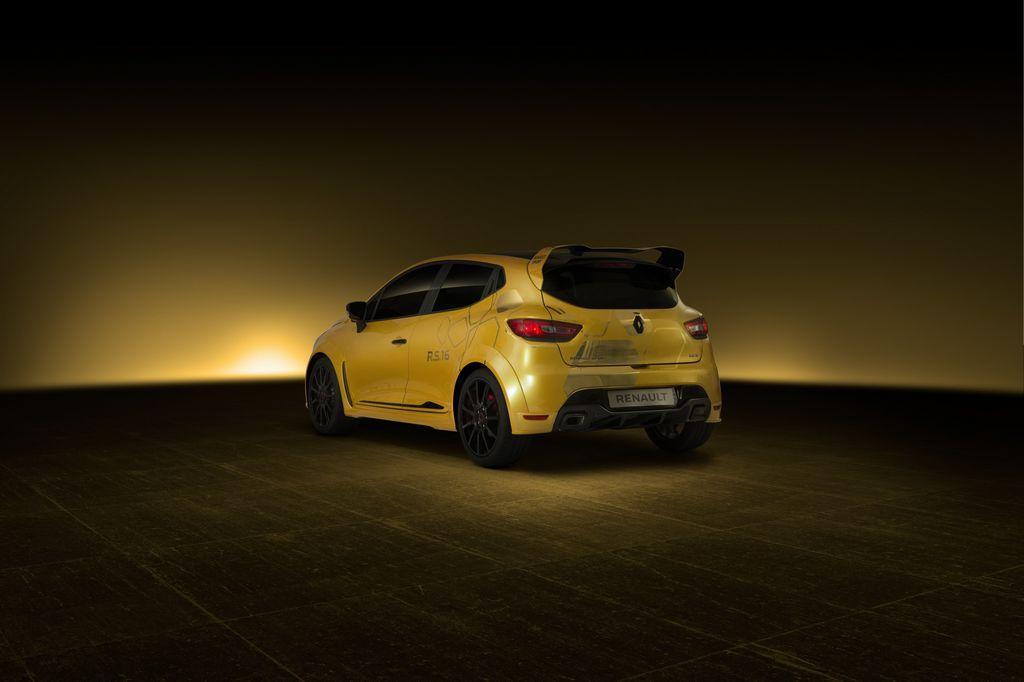 Lire l'article «Renault Clio R.S. 16, un concept de 275 ch !»
