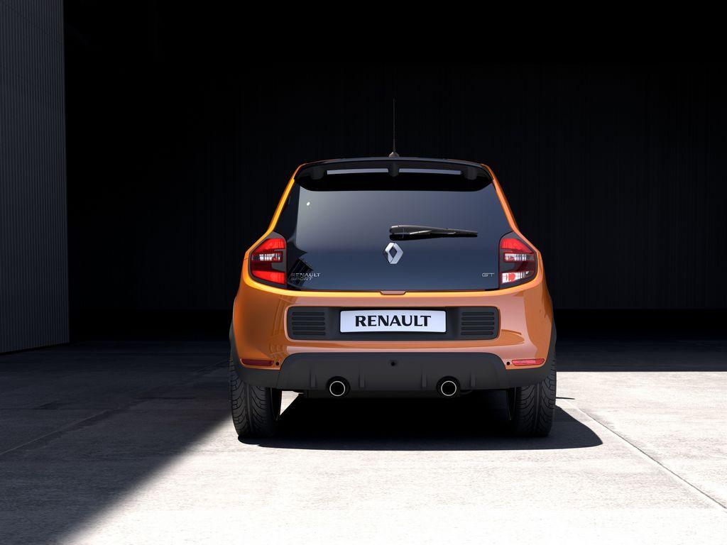 Lire l'article «Nouvelle Renault Twingo GT, une version plus dynamique de 110 ch»