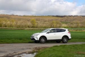 essai Toyota Rav4 Hybrid