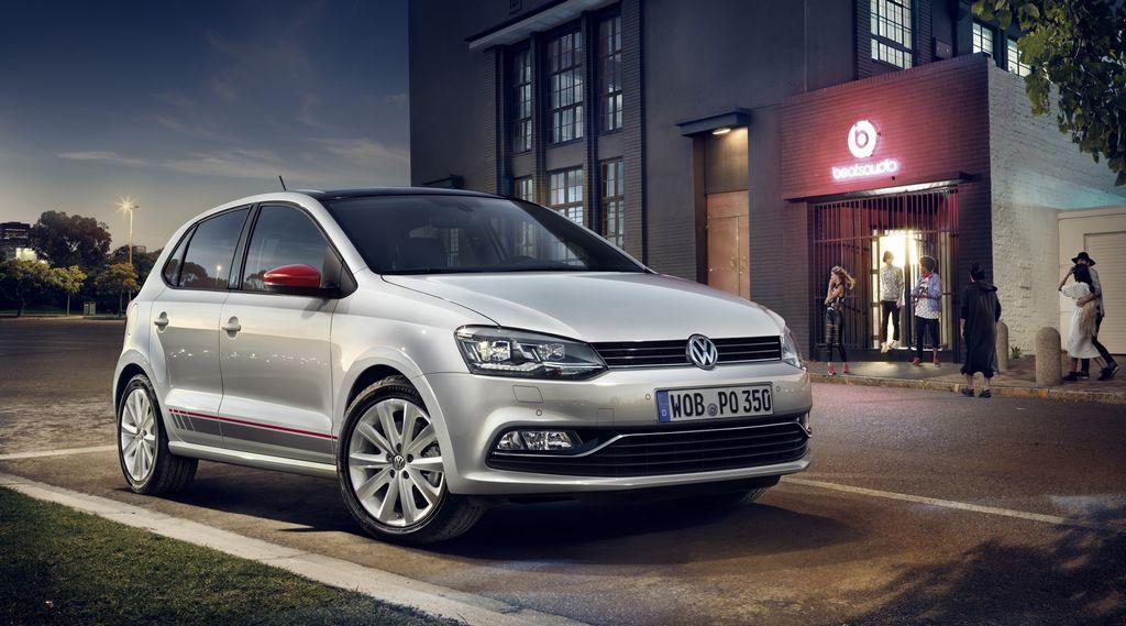 Lire l'article «Série limitée Volkswagen Polo Beats Audio, 300 Watts pour les oreilles»