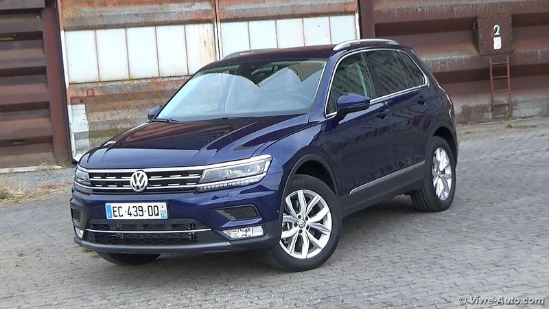 essai volkswagen tiguan tdi 190 4motion dsg7 un leader. Black Bedroom Furniture Sets. Home Design Ideas
