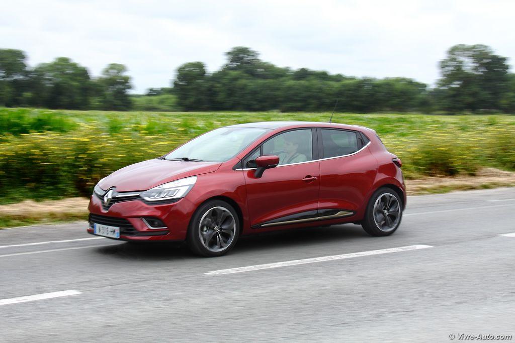 Lire l'article «Essai Renault Clio 2016 essence, Diesel & R.S., un best-seller renouvelé !»