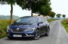 Essai Renault Talisman Estate dCi 130 EDC, un break astucieux