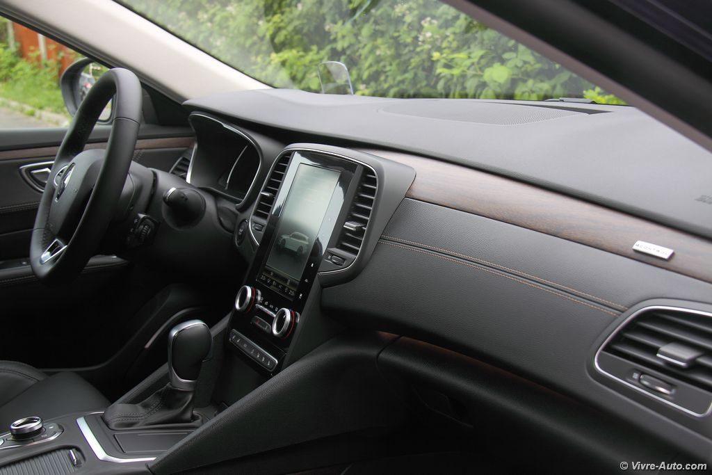 Essai Renault Talisman Estate Dci 130 Edc Un Break