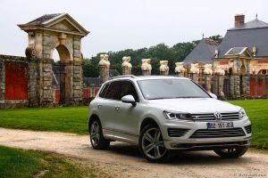 essai Volkswagen Touareg