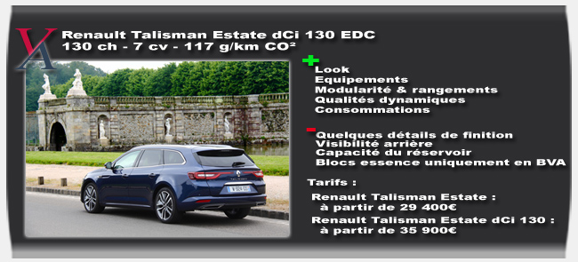 essai Renault Talisman Estate