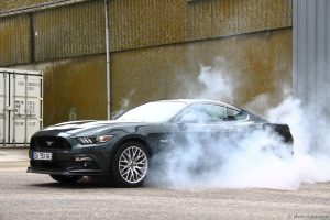 essai Ford Mustang GT