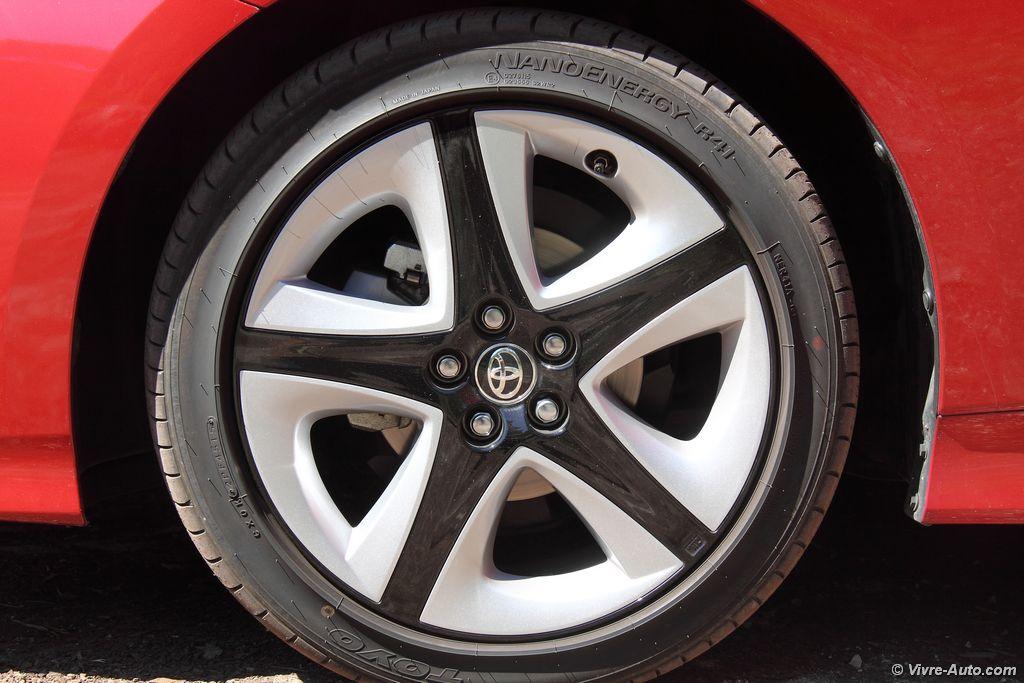 Lire l'article «Essai Toyota Prius 4, une belle avancée»