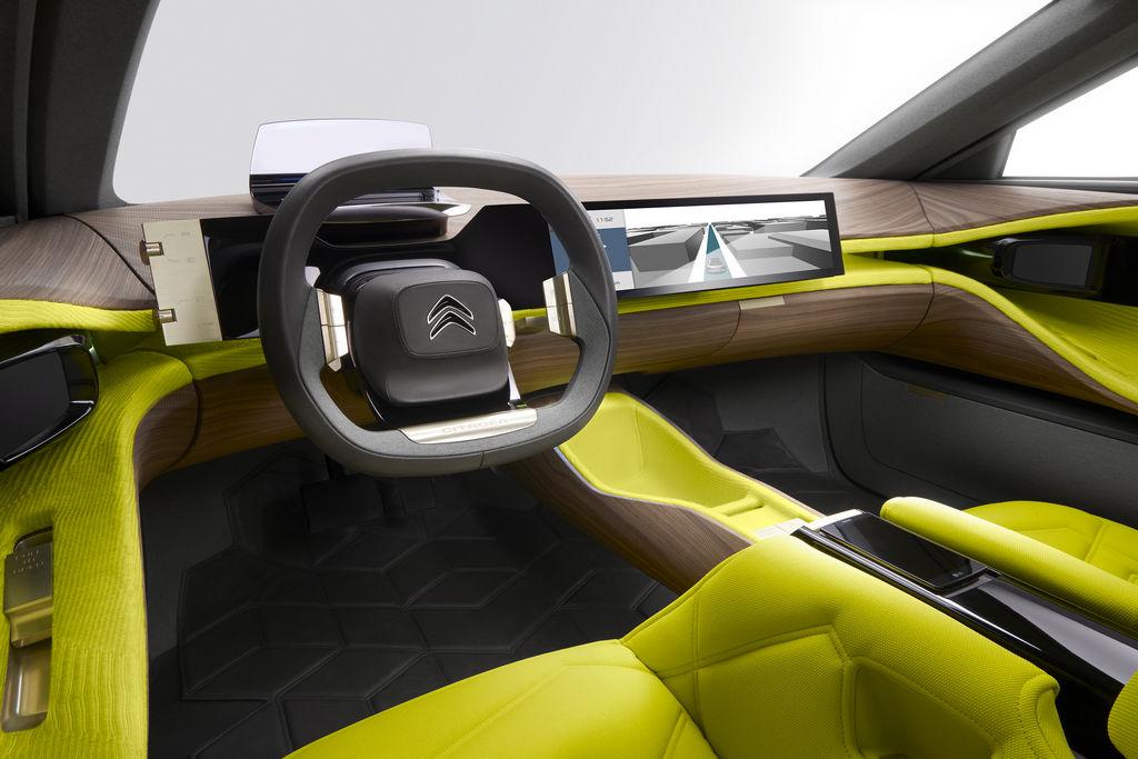Lire l'article «Citroën CXPERIENCE Concept, les berlines ne sont pas oubliées»