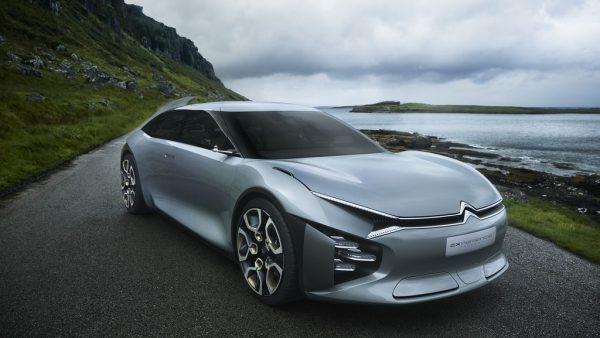 Citroën CXPERIENCE Concept, les berlines ne sont pas oubliées