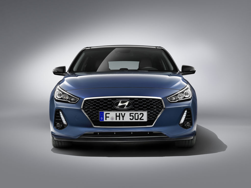 Lire l'article «Nouvelle Hyundai i30 2017, elle s'affirme plus»