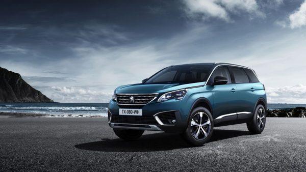 Nouveau Peugeot 5008 2017, en mode SUV
