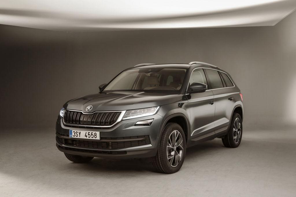 Lire l'article «Nouveau Škoda Kodiaq, vers de nouveaux horizons»