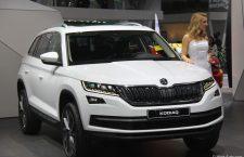 Nouveau Škoda Kodiaq, vers de nouveaux horizons