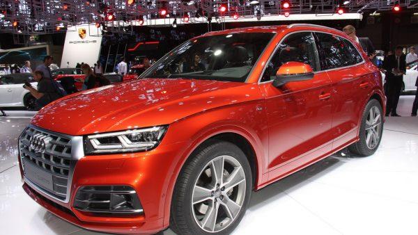 Nouveau Audi Q5 2017, première mondiale