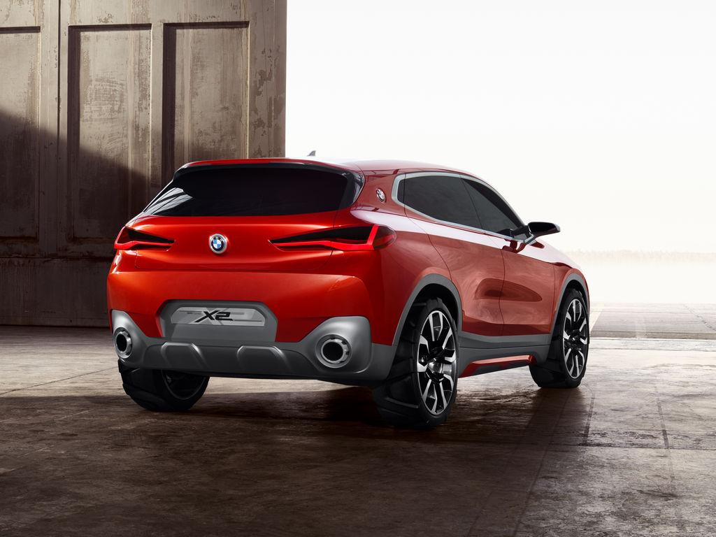 Lire l'article «BMW X2 Concept, un avant goût du futur X2»