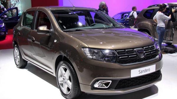 Les nouveautés Dacia au Mondial de l'Automobile