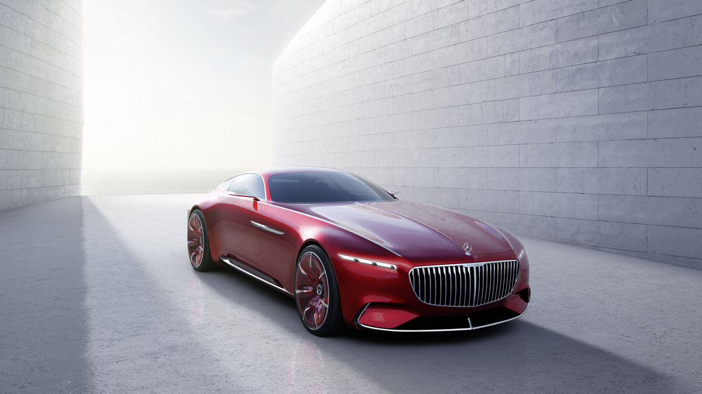 Lire l'article « Vision Mercedes-Maybach 6, le plus beau concept du salon ? »