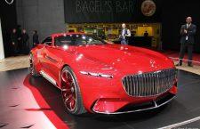 Vision Mercedes-Maybach 6, le plus beau concept du salon ?