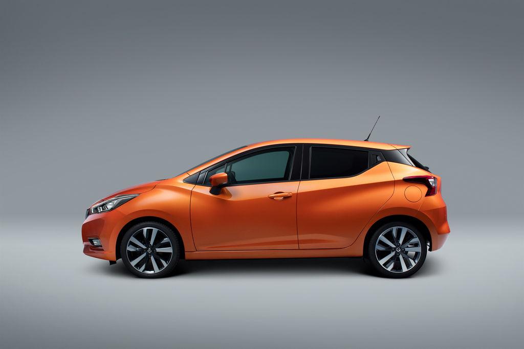 Lire l'article «Nouvelle Nissan Micra 2017, quel changement !»