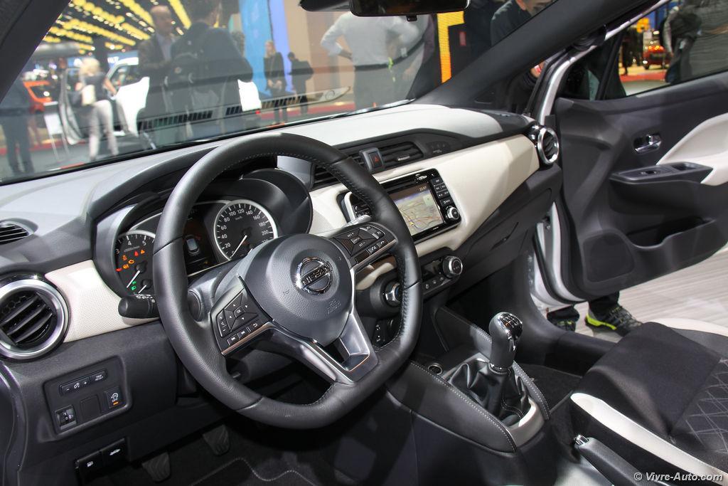 Nouvelle Nissan Micra 2017 Quel Changement