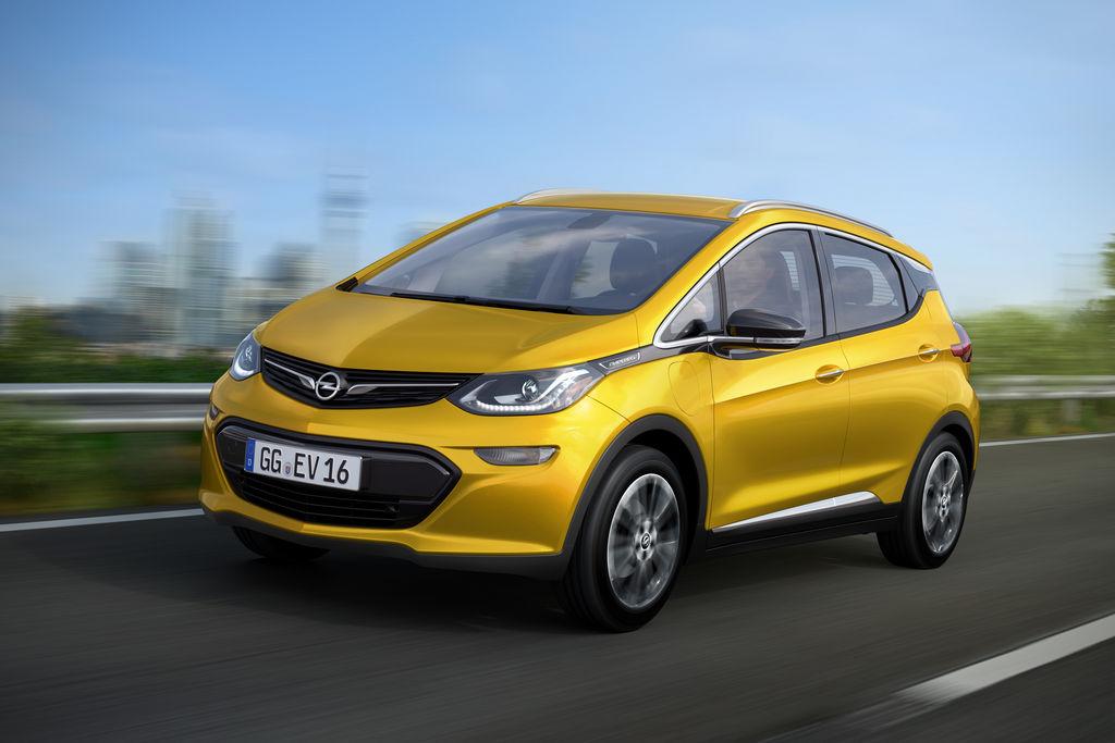 Lire l'article «Opel Ampera-e, presque 500 km d'autonomie en électrique !»