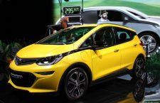 Opel Ampera-e, presque 500 km d'autonomie en électrique !