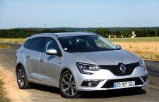 Essai Renault Megane 4 Estate dCi 110 EDC
