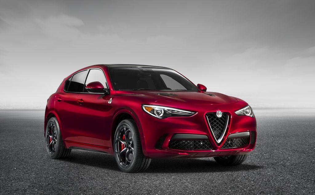 Lire l'article «Nouveau SUV Italien Alfa Romeo Stelvio»