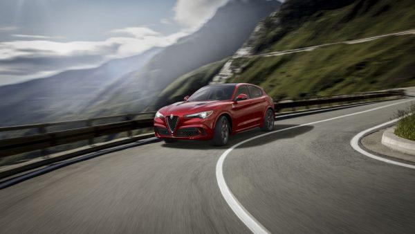 Nouveau SUV Italien Alfa Romeo Stelvio