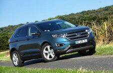 Essai Ford EDGE TDCi 210 AWD, il s'invite en Europe