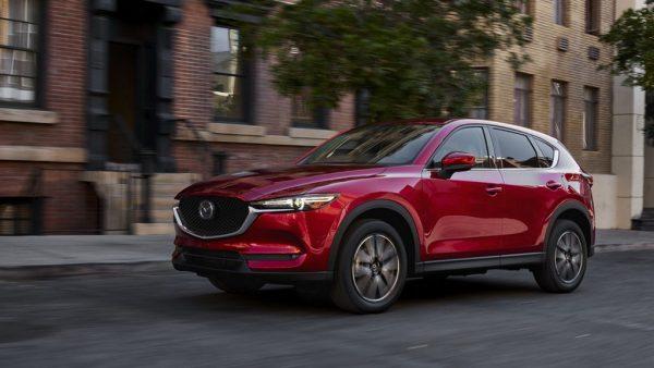 Nouveau look pour le Mazda CX-5 2017 !