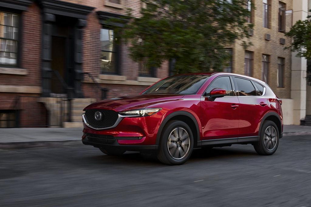 Lire l'article «Nouveau look pour le Mazda CX-5 2017 !»