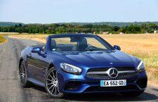 Essai Mercedes SL 500 2016, vers les cinq étoiles ?