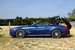essai Mercedes SL 500