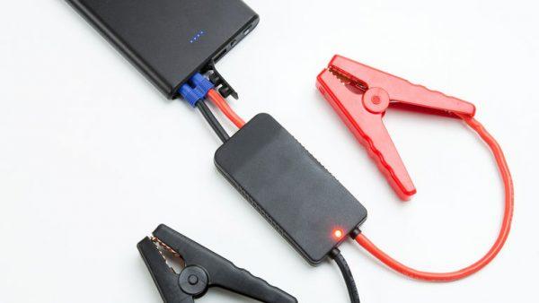 Le Booster G11, une batterie de smartphone & chargeur rapide de voiture