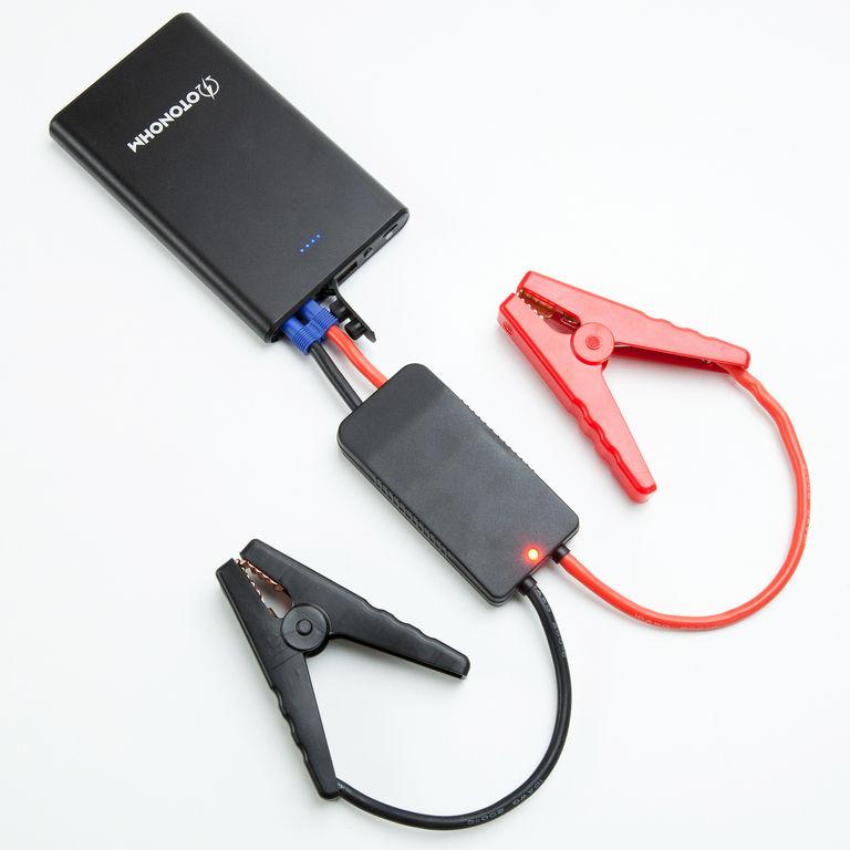 Lire l'article «Le Booster G11, une batterie de smartphone & chargeur rapide de voiture»