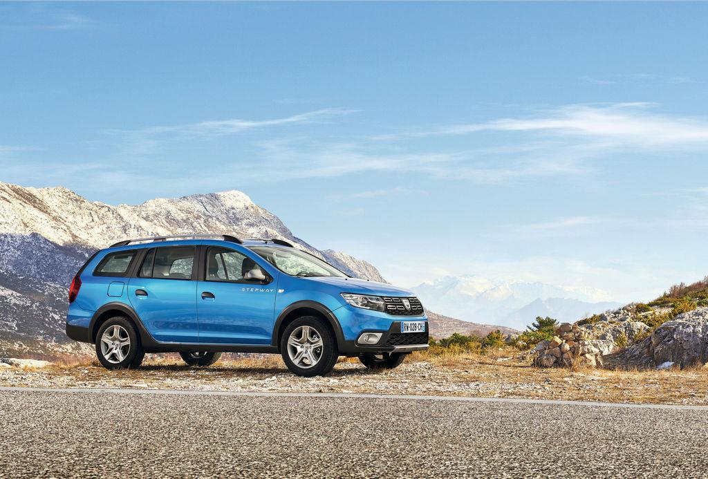 Lire l'article «Nouvelle Dacia Logan MCV Stepway»