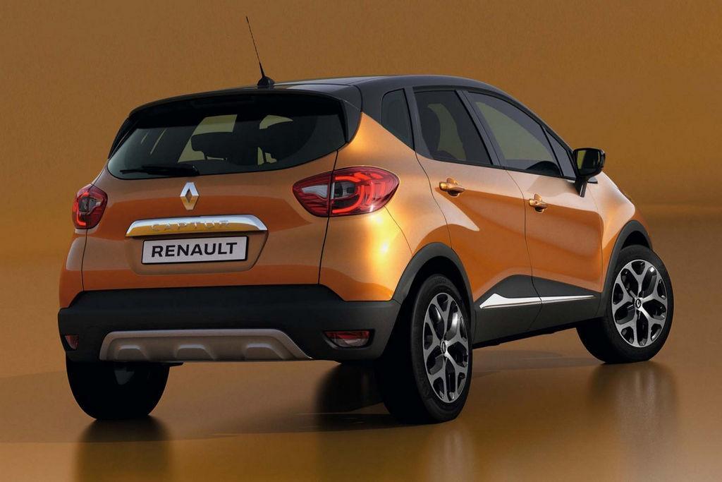 Lire l'article «Le Renault Captur 2017 se dévoile»