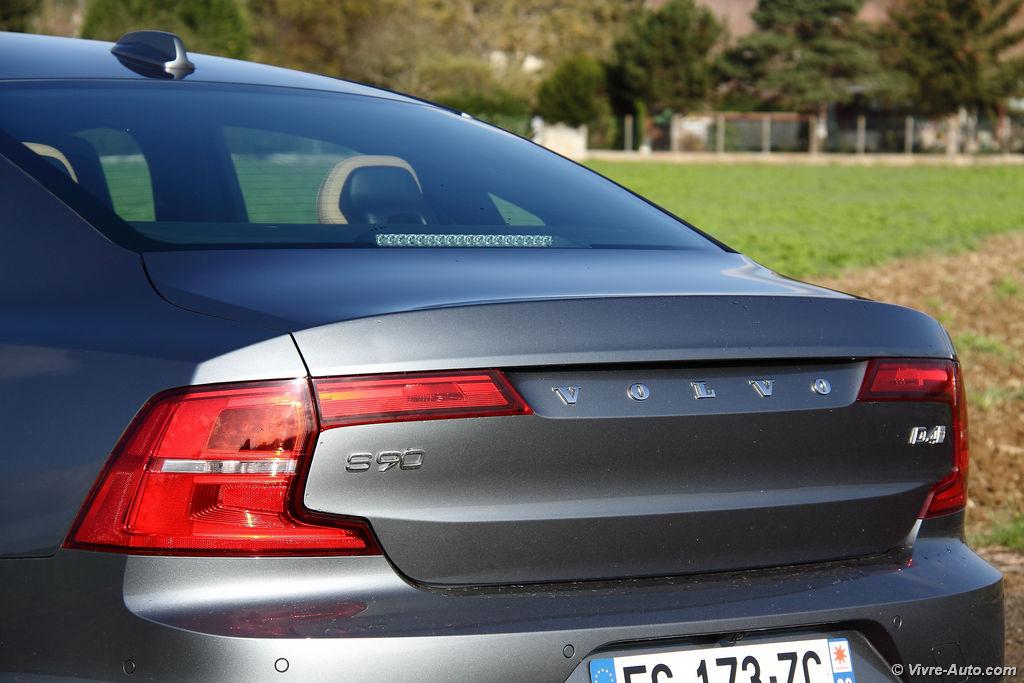 Lire l'article «Essai Volvo S90 D4 AWD, le coup de foudre de Thor ?»