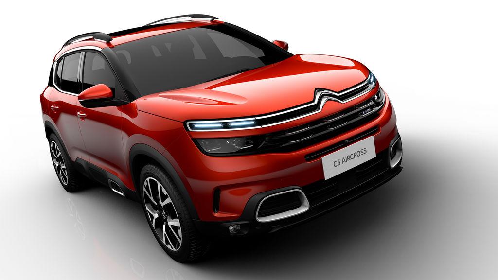 Lire l'article «Nouveau SUV français, le Citroën C5 Aircross»