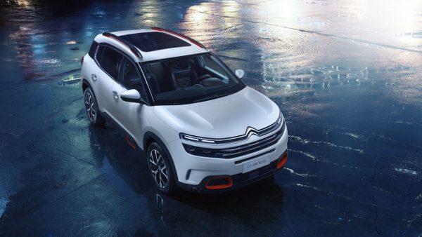 Nouveau SUV français, le Citroën C5 Aircross